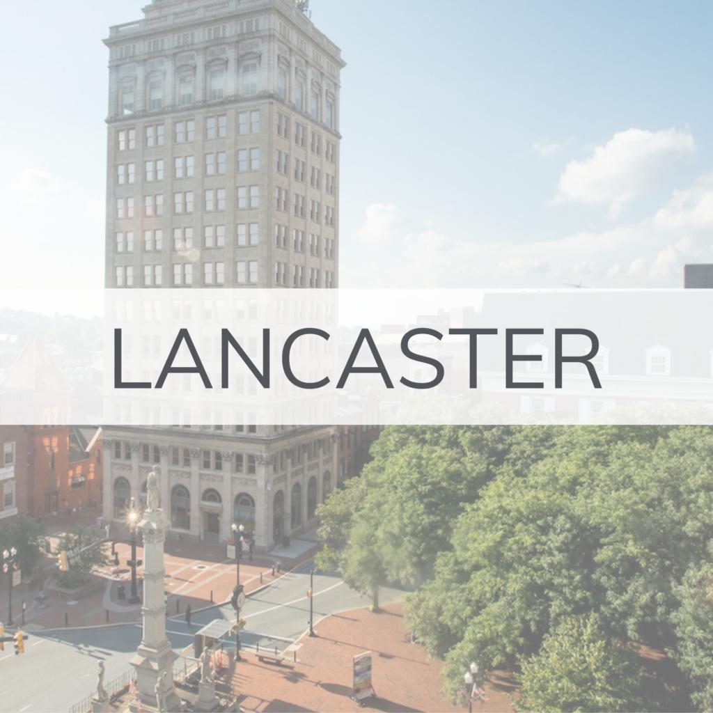 Lancaster Vehicle Wraps - Areas We Serve