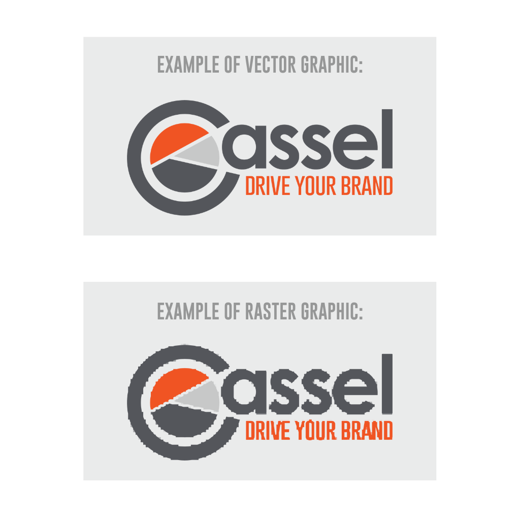 What is the Difference Between Vector and Raster Design Files